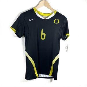 Nike M Oregon Duck T-Shirt Dri-Fit Tag Says Sample